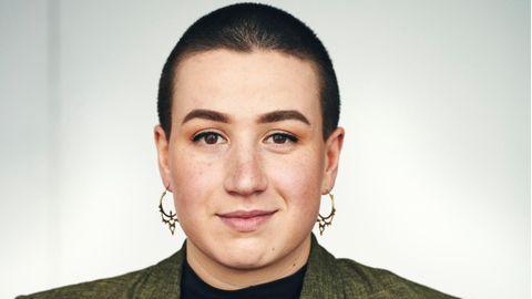 Ein Portrait der Autorin Franziska Heinisch