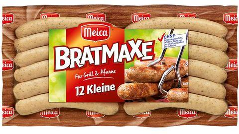 Bratmaxe Bratwürste