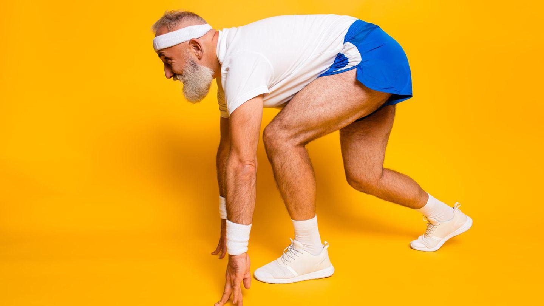 Sport hält den Körper jung! Das Beste ist:Es ist nie zu spät damit anzufangen.