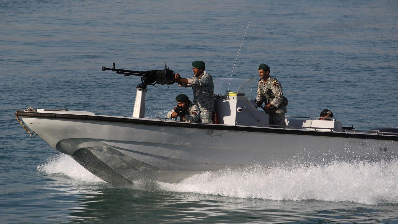 Iranisches Armee-Schnellboot