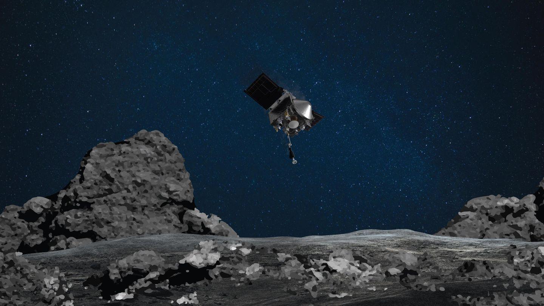Nasa-SondeOsiris-Rex kehrt zurück zur Erde