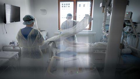 News zum Coronavirus: RKI verzeichnet Rückgang der Neuinfektionen