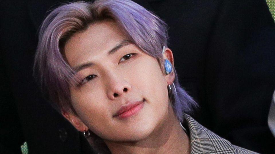 BTS-Sänger RM