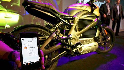 LiveWire soll eine eigenständige Marke für Elektromotorräder werden.