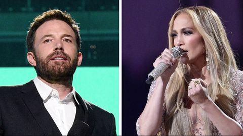 Jennifer Lopez und Ben Afflecks Ausflug befeuert Twitter-Disskusion