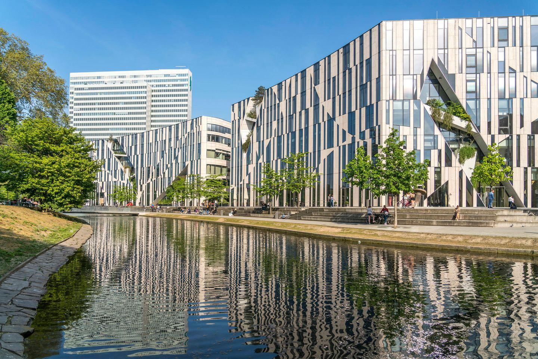 Gebäudekomplex Kö-Bogen