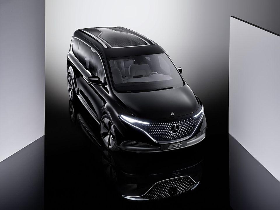 Mercedes EQT 2021