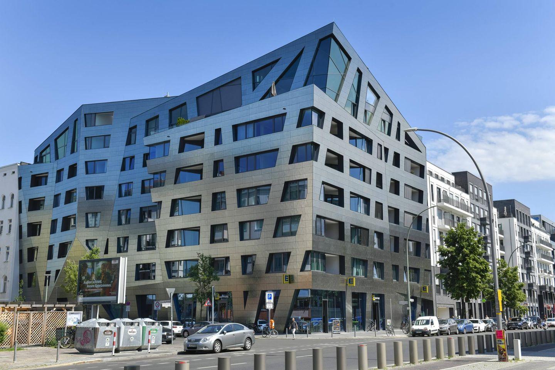 Wohnhaus Sapphire von Daniel Libeskind