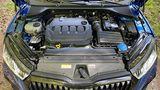 Der Vierzylinder-Diesel leistet 147 kW / 200 PS