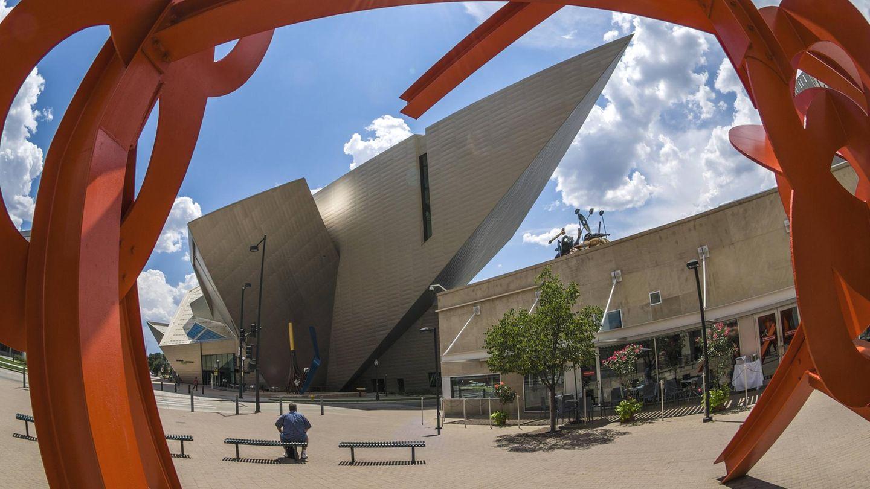Denver Art Museum t