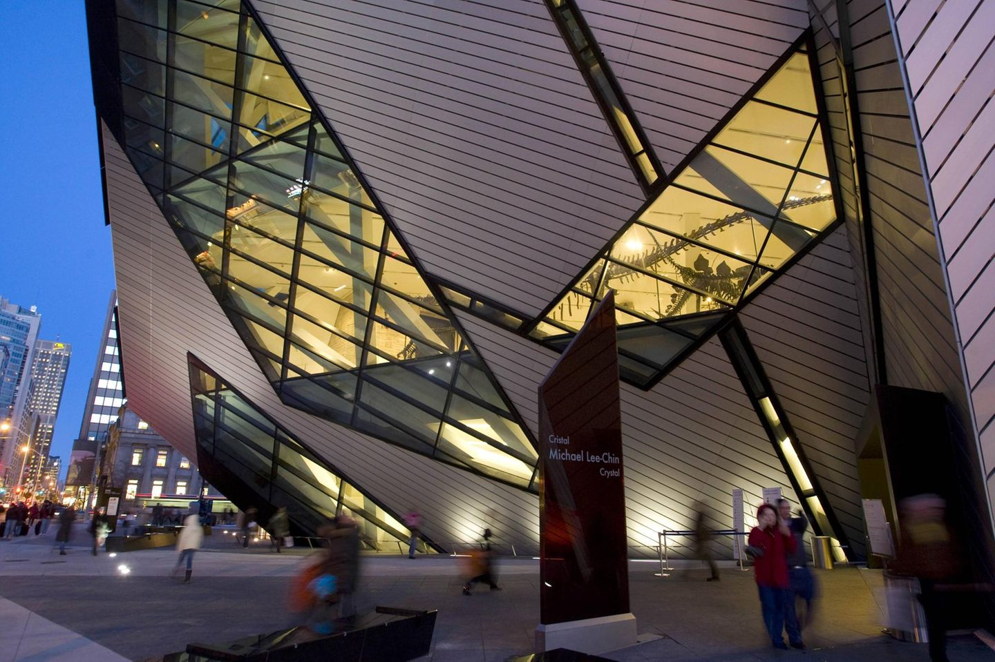 Royal Ontario Museum: The Crystal