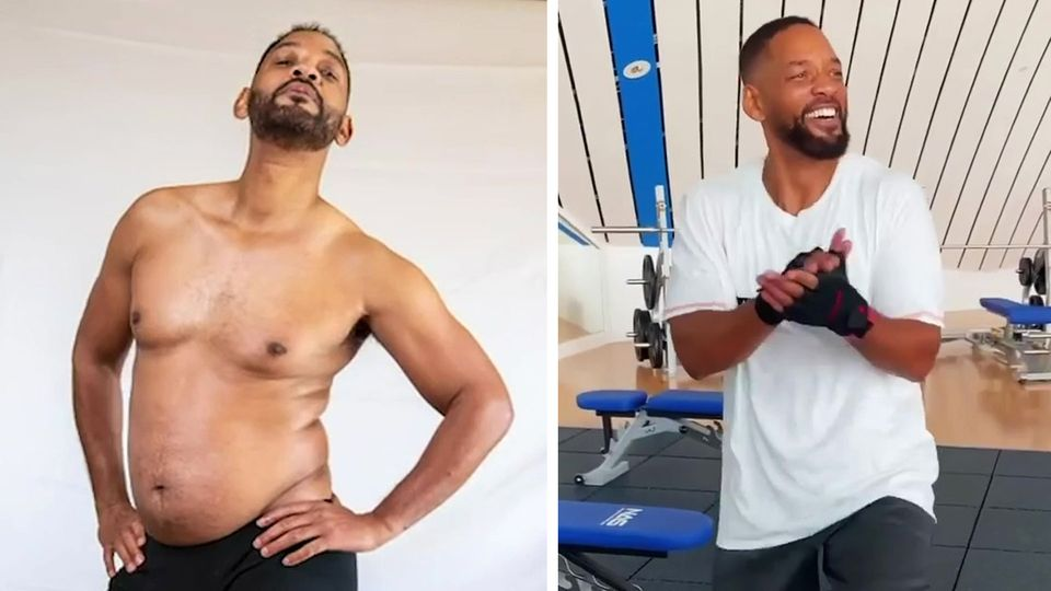 Will Smith sagt Corona-Pfunden den Kampf an