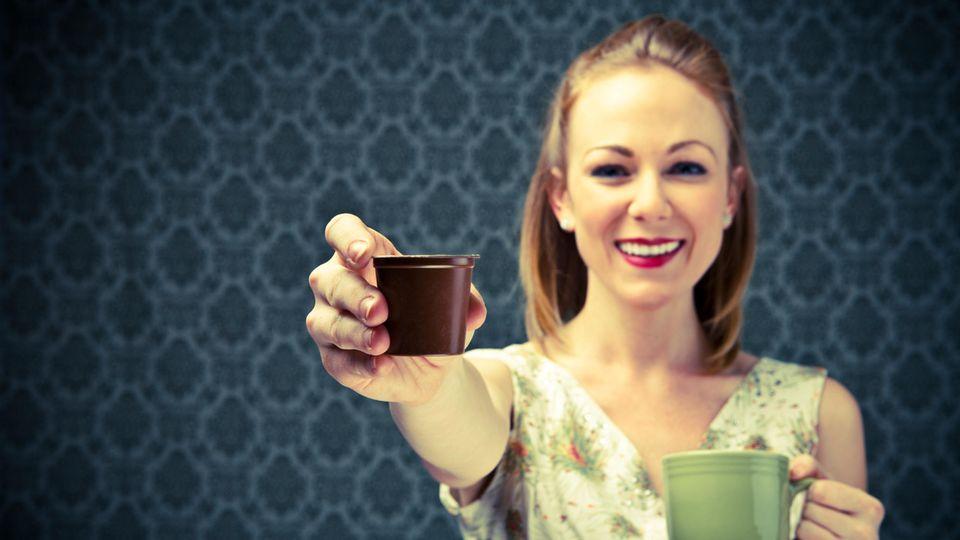 Der Ruf von Kaffeekapseln ist verpackungstechnisch eher schlecht