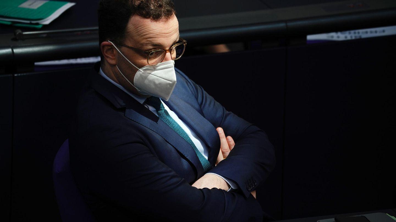 Jens Spahn (CDU), Bundesgesundheitsminister
