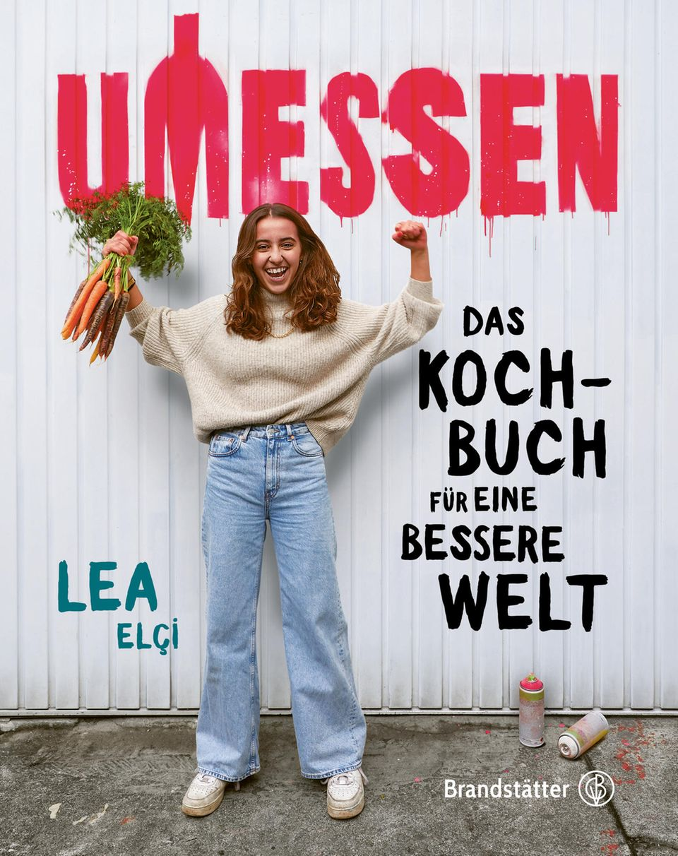 """""""Umessen"""" von Lea Elci. Erschienen im Brandstätter Verlag. 168 Seiten. 20Euro. Hier kann man es kaufen!"""
