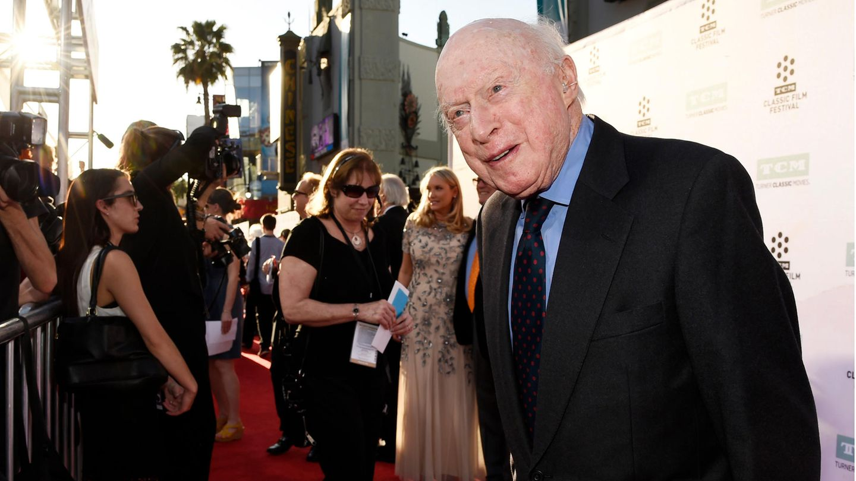 Der Schauspieler Norman Lloyd 2015 beim 50-jährigen Jubiläum des TCM Classic Film Festivals in Los Angeles.