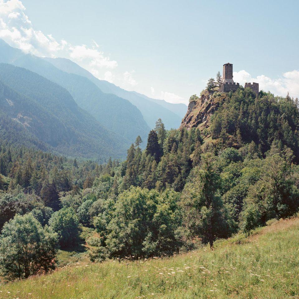 Castello di Graines, Italien