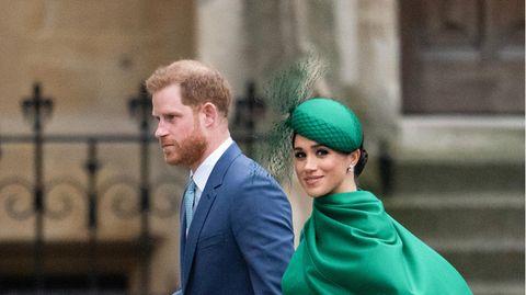 """Prinz Harry und Herzogin Meghan bestätigen offiziell die Zusammenarbeit mit """"Procter & Gamble""""."""