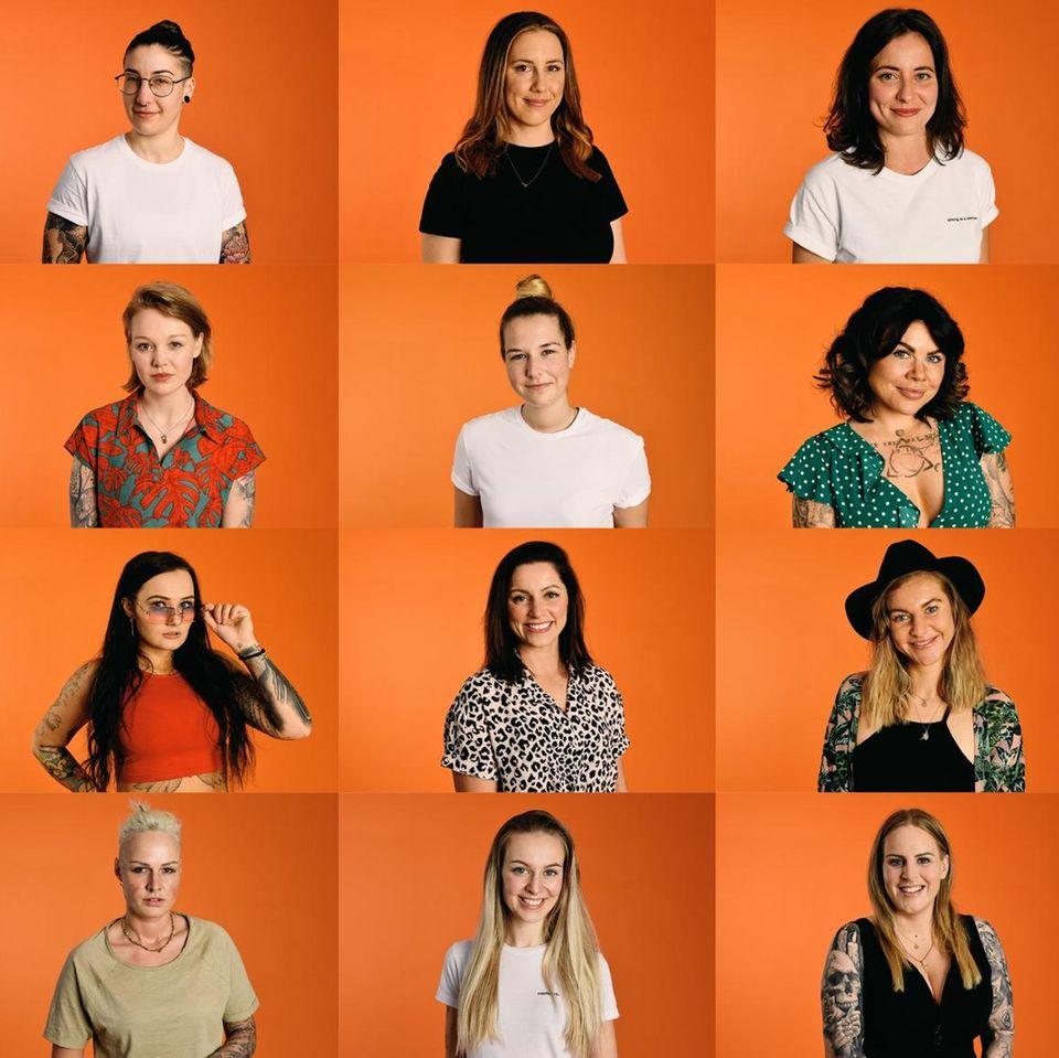 """Dating-Show: """"Princess Charming"""": Diese 20 Frauen kämpfen um Irina Schlauch"""
