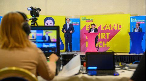 Wahlkampfauftakt der FDP