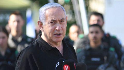 """News von heute: Israels Ministerpräsident Netanjahu: Einsatz in Gaza """"wird einige Zeit dauern"""""""