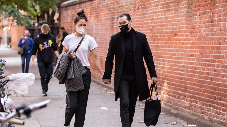 Katie Holmes hat sich nach acht Monaten Beziehung von Emilio Vitolo getrennt.