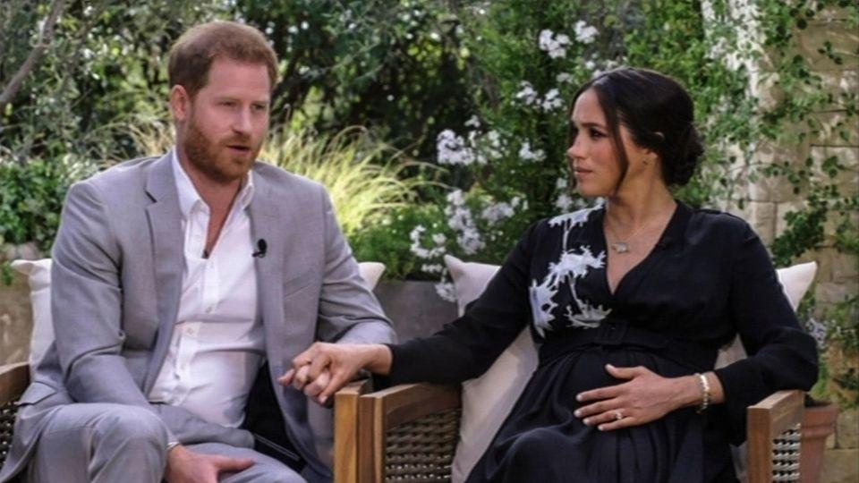 Herzogin Meghan ermutigte Prinz Harry zu einer Therapie