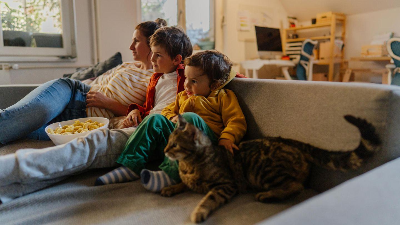 Die Freuden des Familienlebens sind vielfältig (Symbolbild)