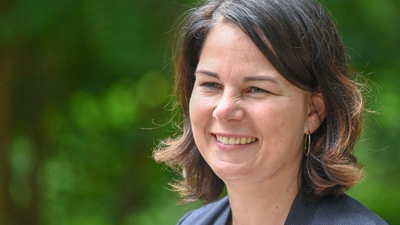 Annalena Baerbock, Kanzlerkandidatin und Bundesvorsitzende Bündnis 90/Die Grünen