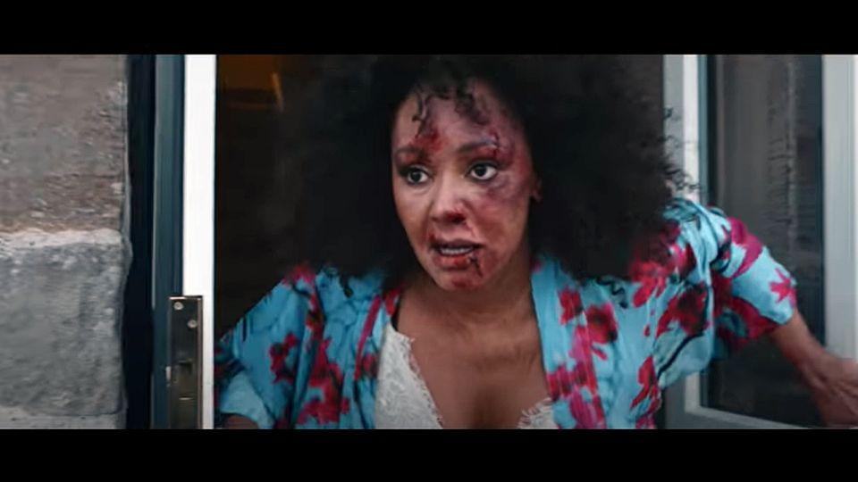 Brutal misshandelt: Mel B macht in Kurzfilm auf häusliche Gewalt aufmerksam