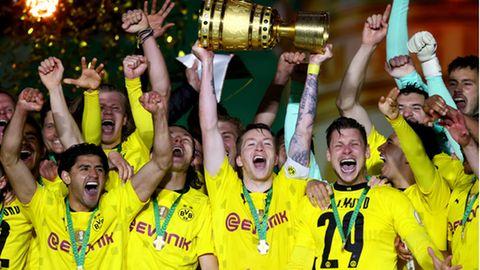 Bundesliga: BVB schrammt gegen Paderborn an Blamage vorbei