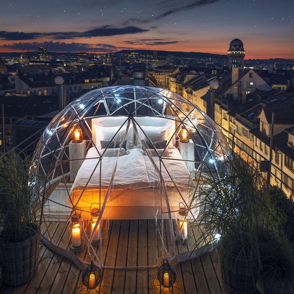Zürich: Hotel Widder