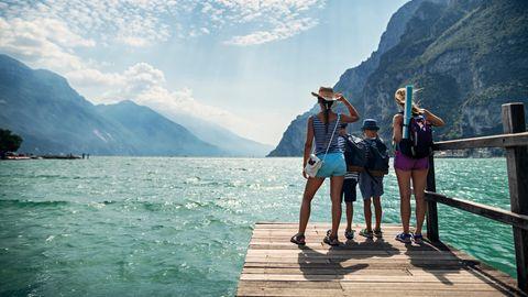 Für Italien-Urlauber entfällt ab Sonntag die zuvor gültige Quarantäne-Pflicht nach Ankunft.