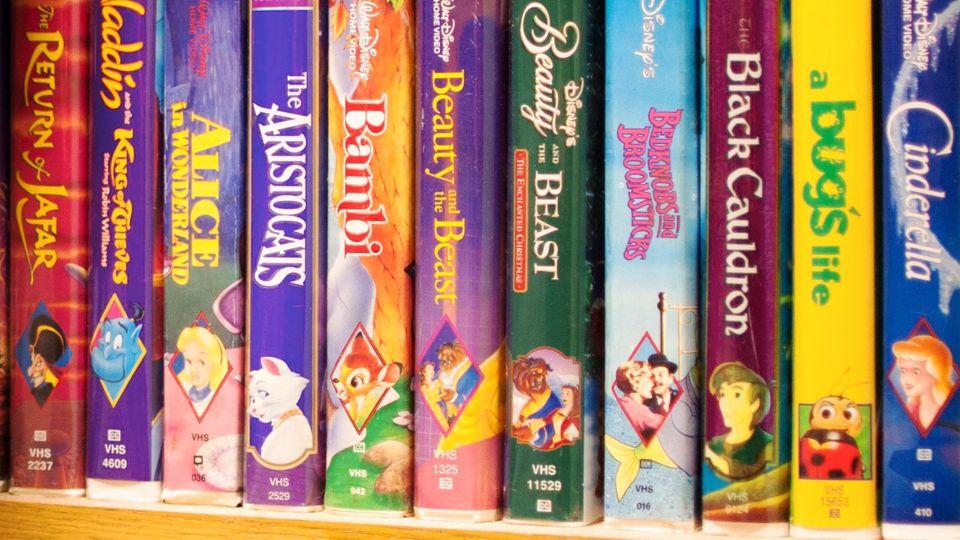 Diese alten Disney-Filme auf VHS sind ein Vermögen wert