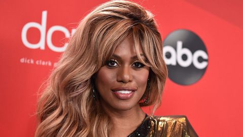 "Transfrau Laverne Cox wurde durch die Netflix-Serie ""Orange Is the New Black"" berühmt"