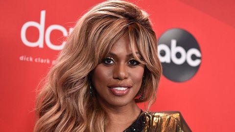 "Transfrau Laverne Cox wurde durch die Netflix-Serie ""Orange Is the New Black"" berühmt"