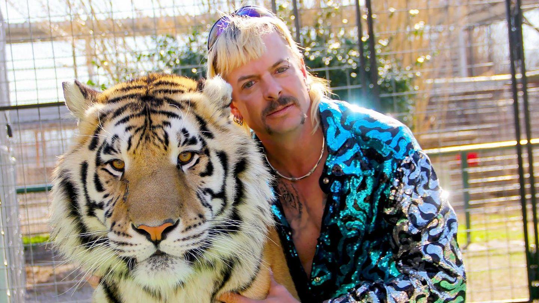 """""""Tiger King"""" Joe Exotic wurde durch eine Netflix-Doku über ihn und sein Umfeld weltberühmt"""