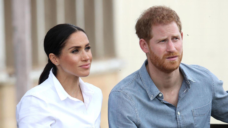 Prinz Harry und Ehefrau Meghan