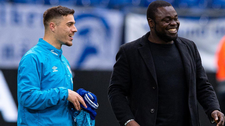 Schalke Frankfurt