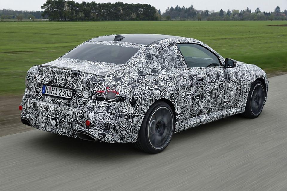 Der Allradantrieb des BMW M240i xDrive ist hecklastig ausgelegt