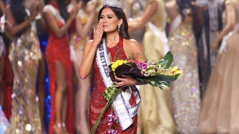 Miss Universe Andrea Meza