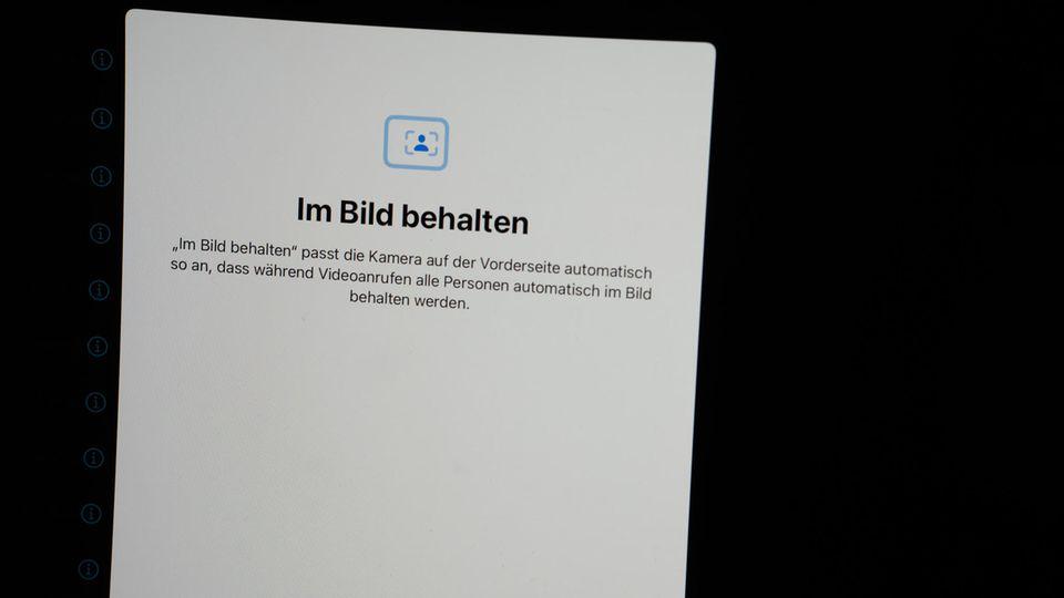 """Die neue iPad-Funktion """"Im Bild behalten"""" ist praktisch für das Home Office"""