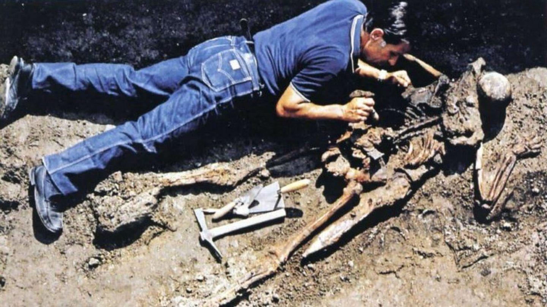 Der Prätorianere wurde bereits in den 1980er-Jahren gefunden.
