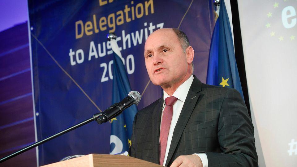 Rede von Nationalratspräsident Wolfgang Sobotka