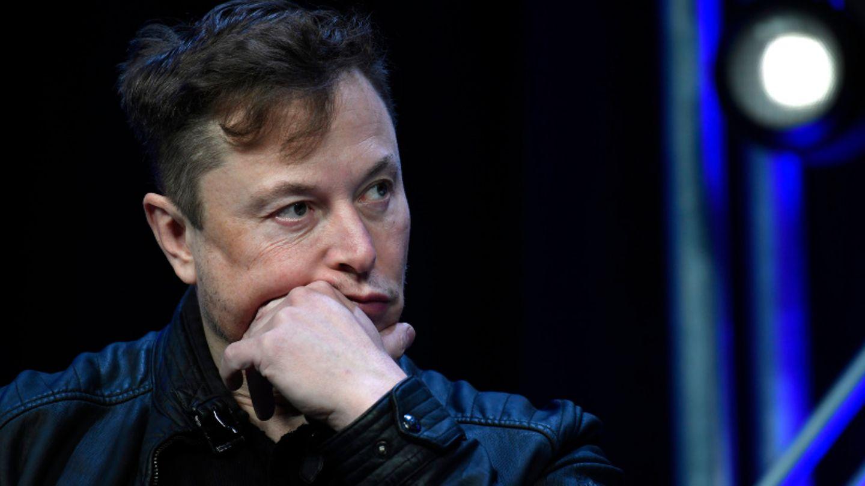 Elon Musk im Frühjahr 2020.