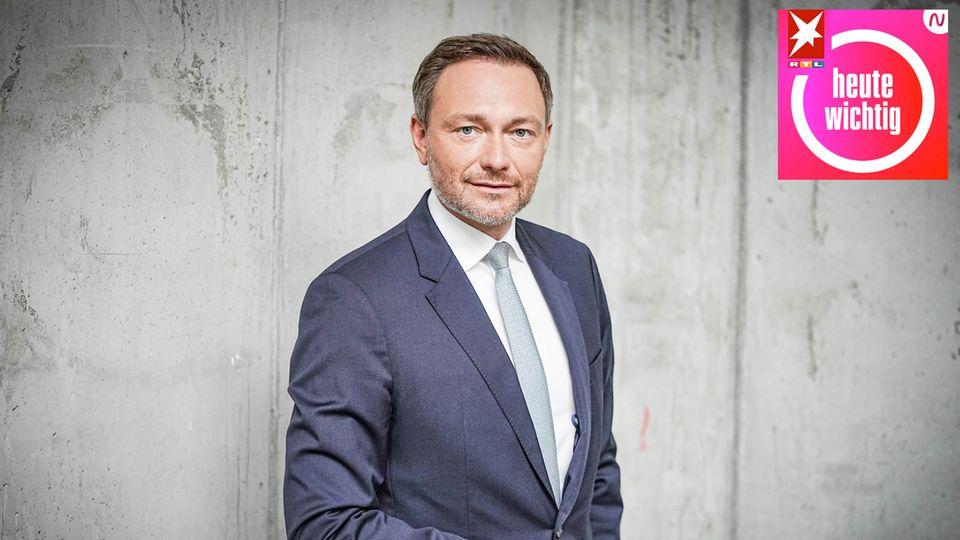 Der FDP-Vorsitzende Christian Lindner