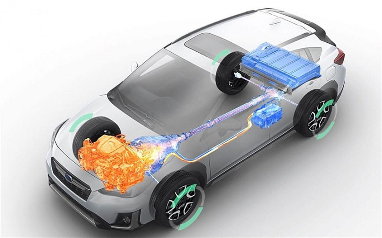 Subaru Crosstrek PHEV