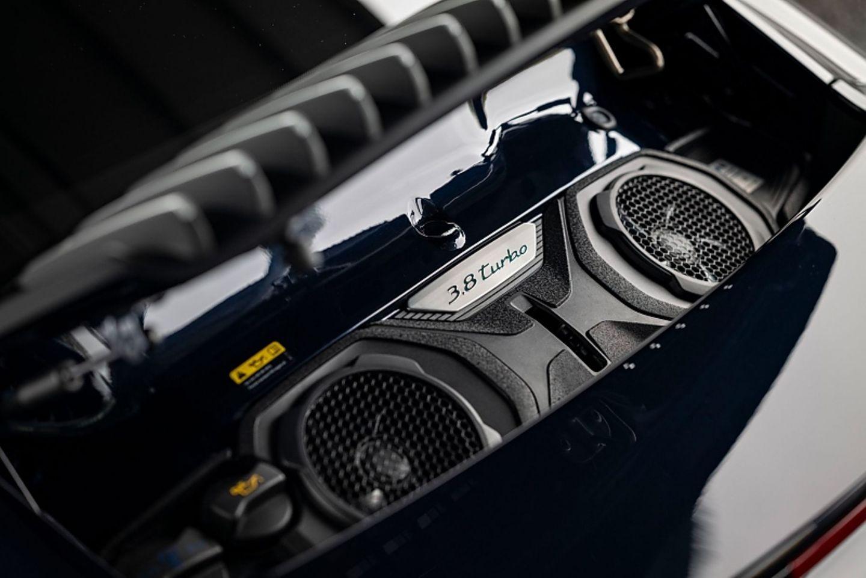 Porsche 911 Turbo Coupé