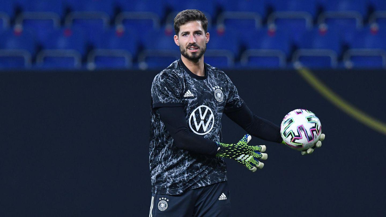 Tor: Kevin Trapp (Eintracht Frankfurt), 30 Jahre, 0 Tore - 1. Länderspiel: 2017 gegen Dänemark (1:1)