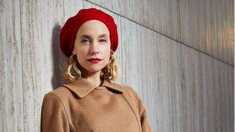 Mezzosopranistin Kristina Stanek steht eigentlich bei der Staatsoper Hamburg auf der Bühne